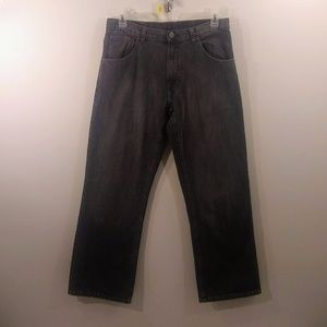 Black Arizona Jeans Boot Cut 34 x 30